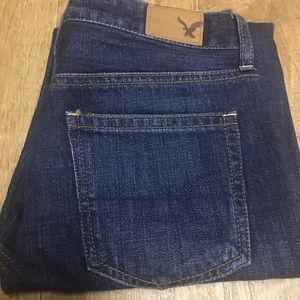 American Eagle Women's Vintage High Rise Jeans.